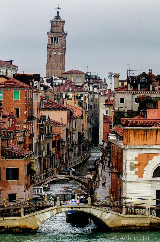 Venetië Regen