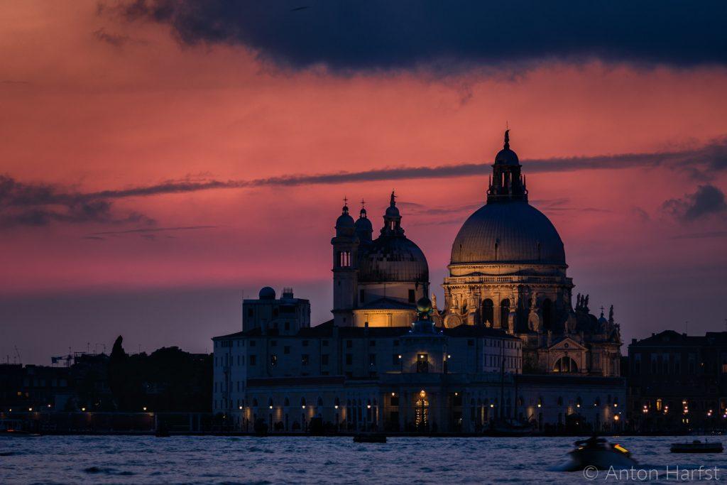 Venetië Zonsondergang