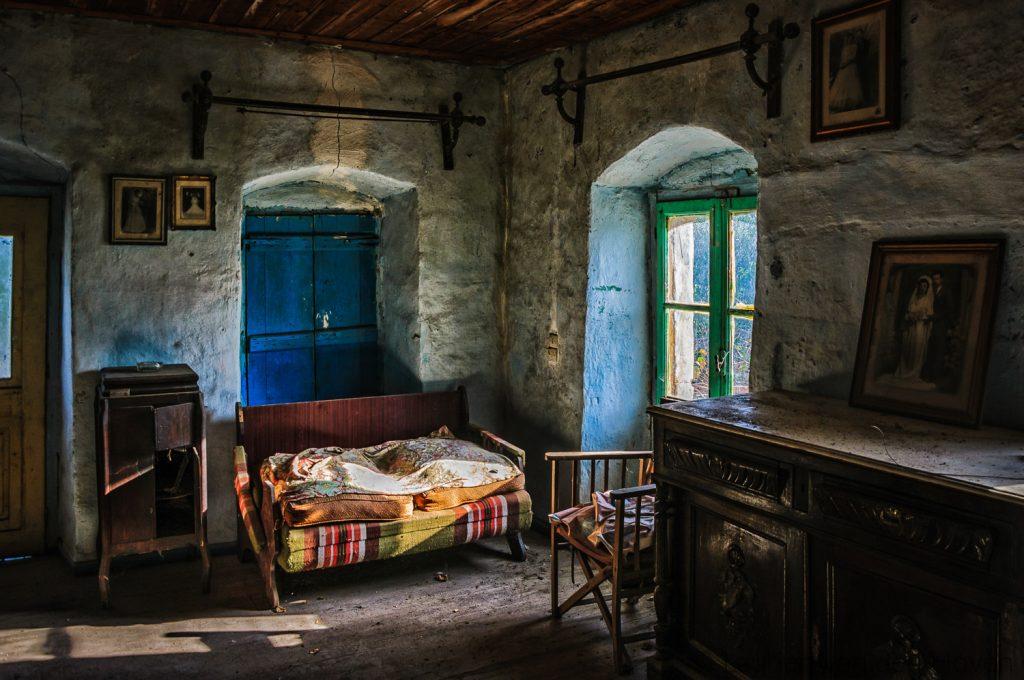 Urbex huis Peloponnesos