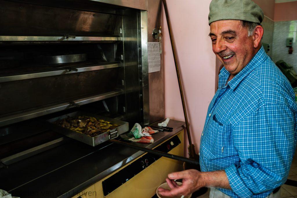 Griekse bakker