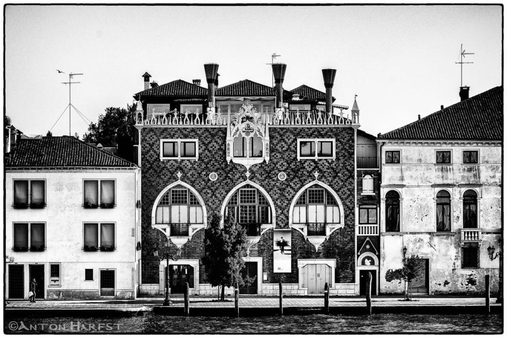 Casa dei Tre Oci, Venetië