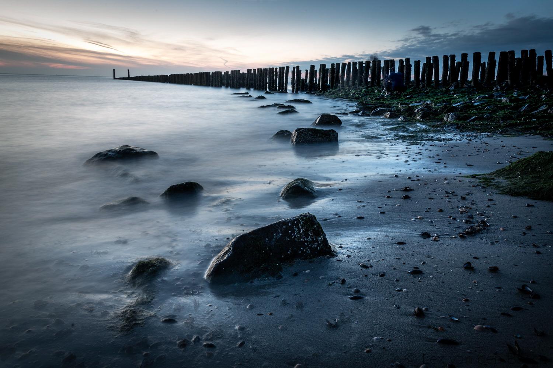 Lange sluitertijden aan de Zeeuwse kust