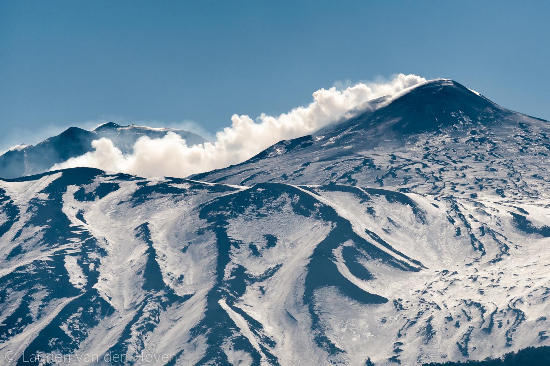 Vulkaantoerisme op Etna