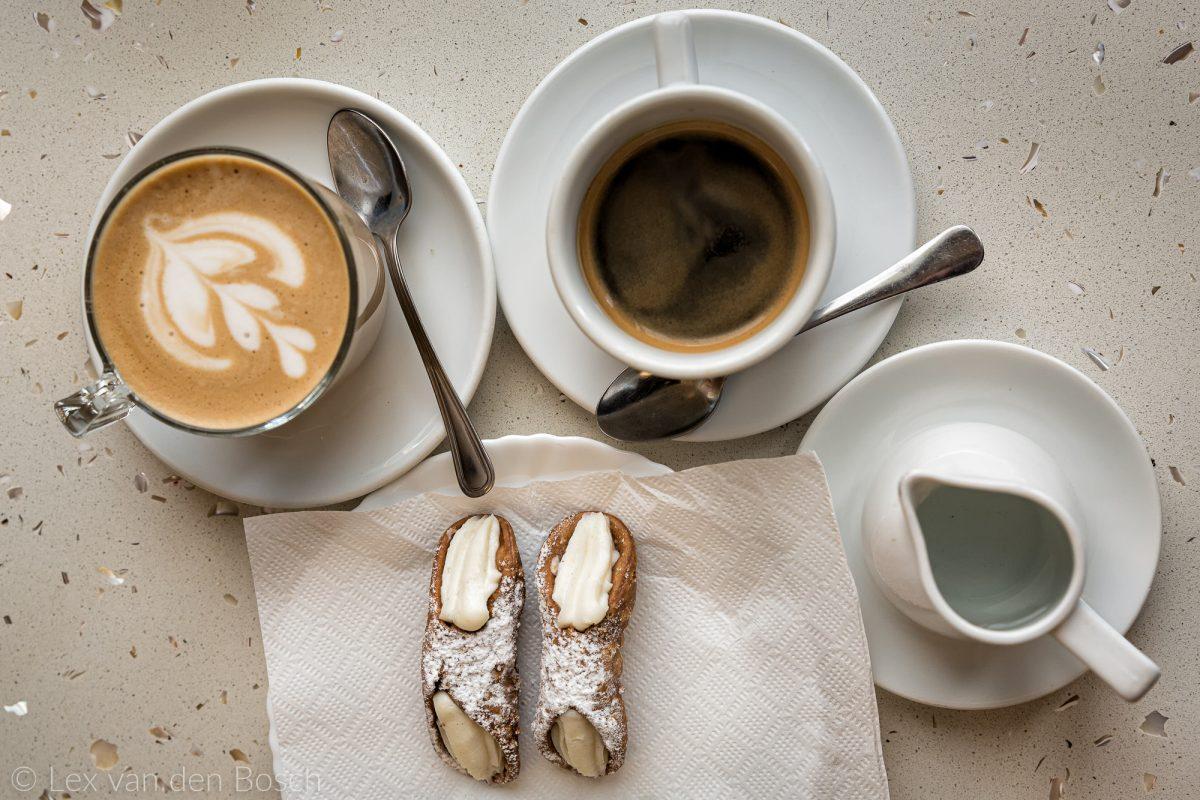 Koffie in Italië