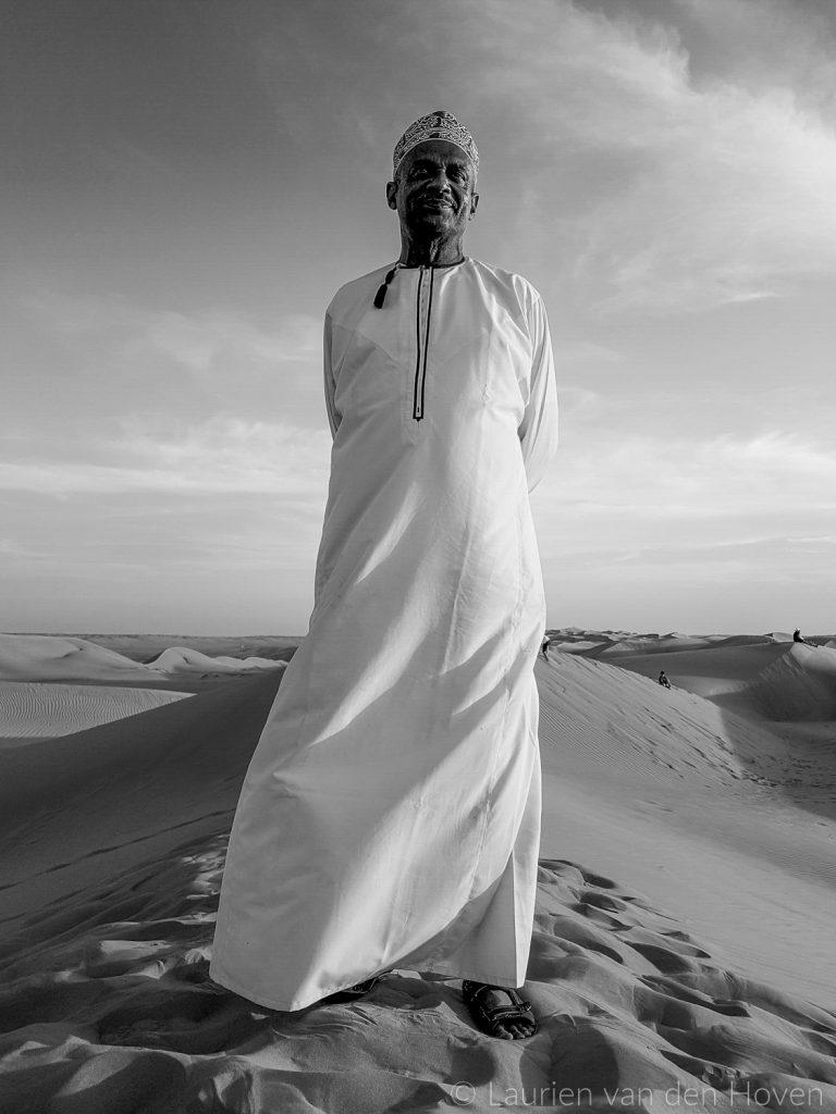 Prachtige foto Omani
