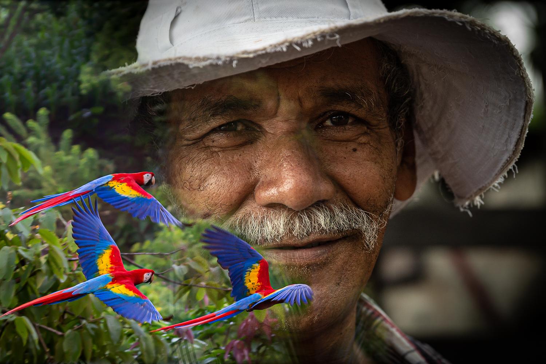 Costa Rica Mens en Natuur