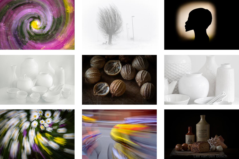 Creatieve Technieken: highkey, lowkey, beweging & silhouetten