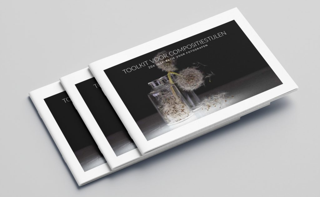 E-book over compositie in de fotografie