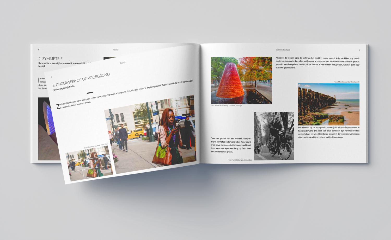 Online Fotocursus Compositiestijlen