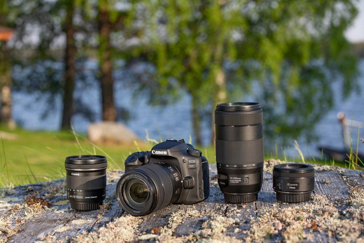 Canon RP of Canon 90D