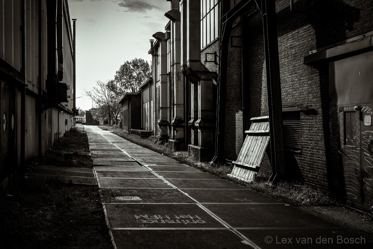 Fotoworkshop Post Urban Exploring Hembrugterrein