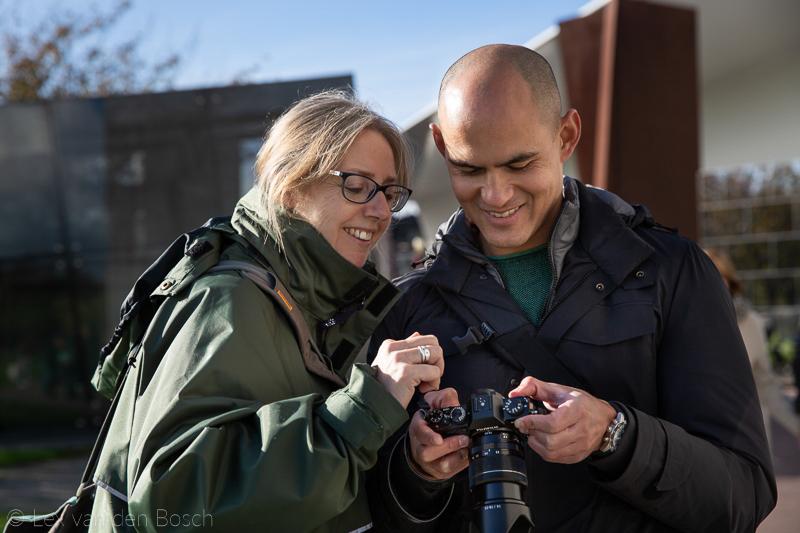 Knoppencursus voor beginnende fotografen