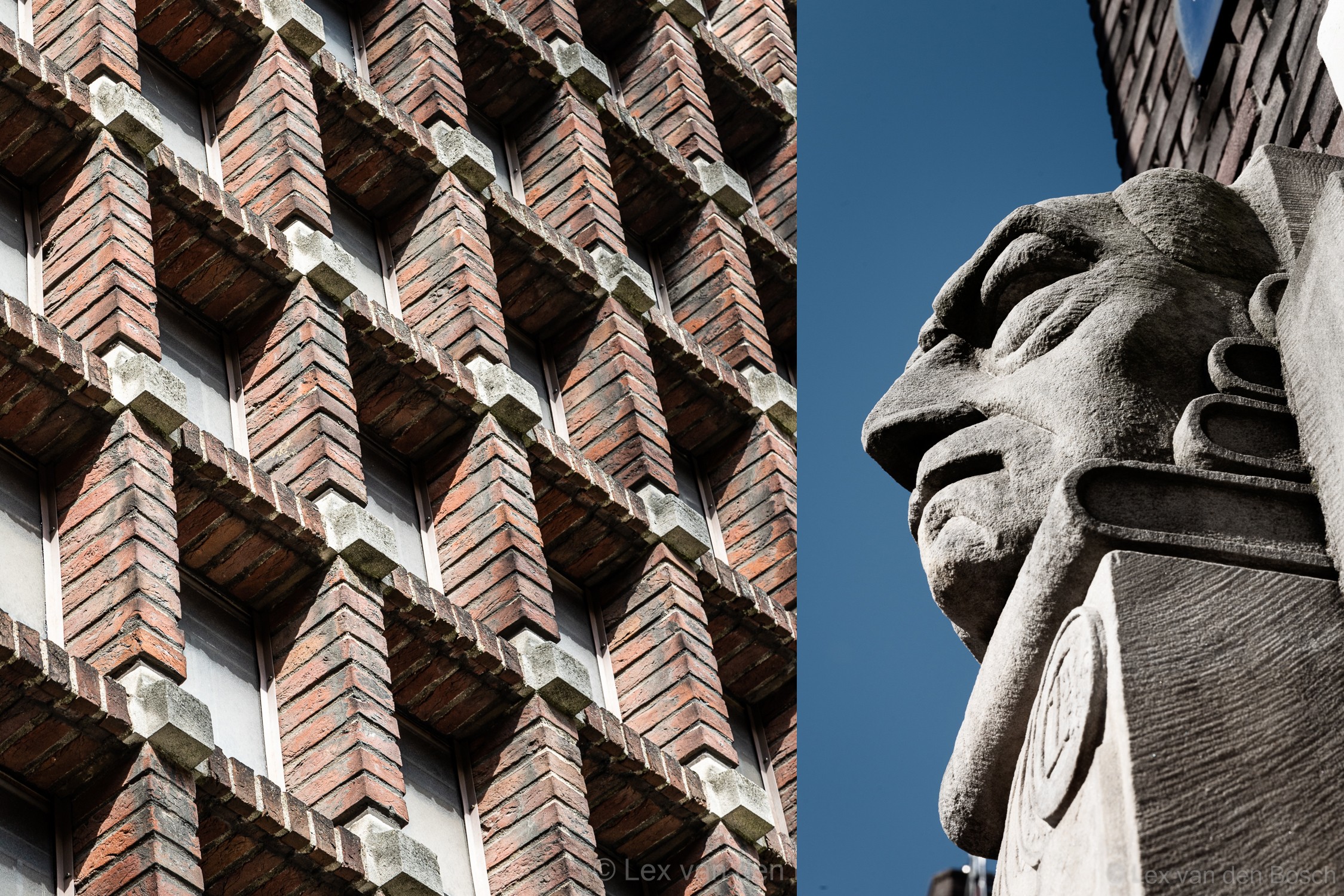 Fotowandeling & workshop Architectuur in Amsterdam-Zuid; Plan Zuid & Amsterdamse School